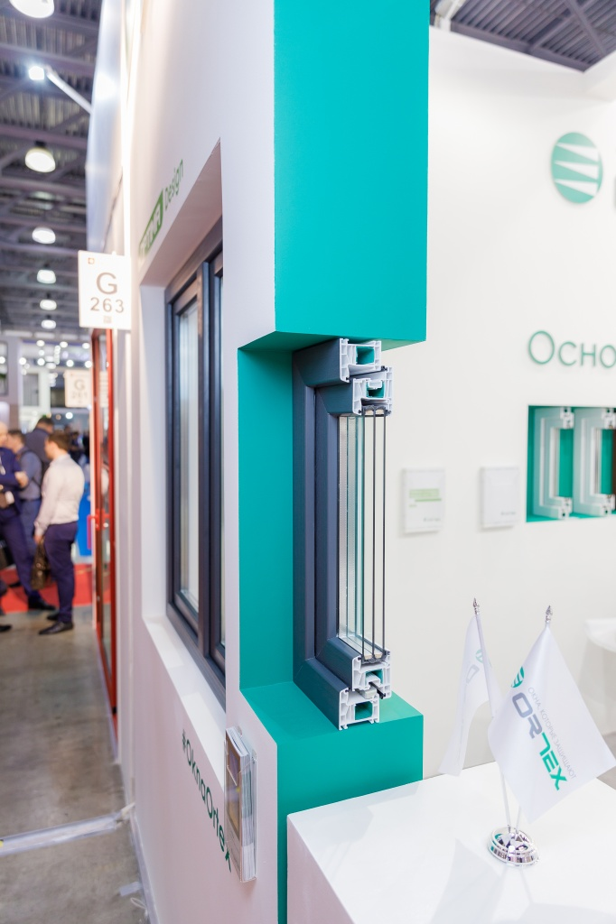 MosBuild 2019 ORTEX Optima Design